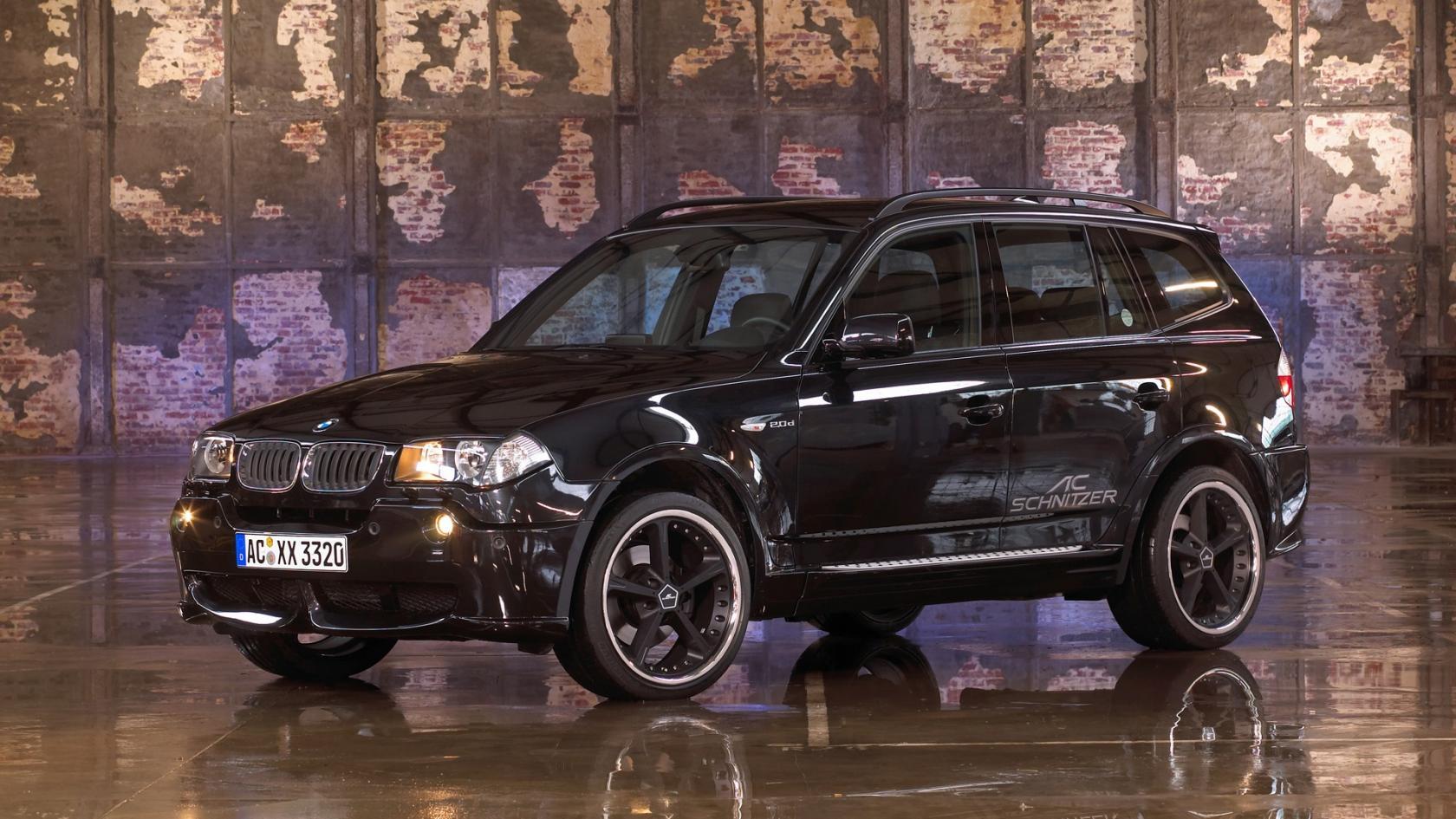 BMW-X3-E83-1