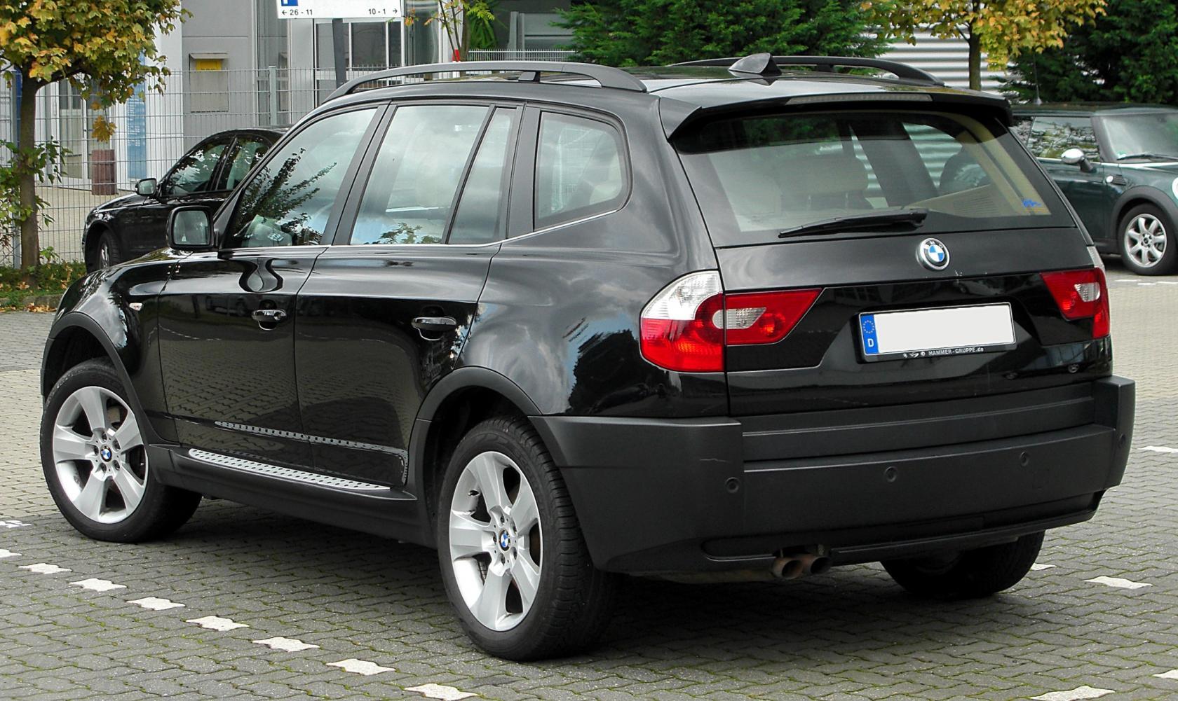 BMW-X3-E83-2