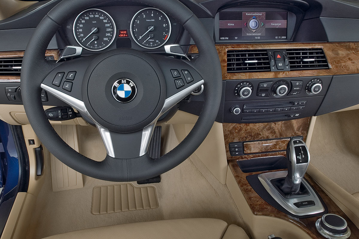 Fiche occasion bmw s rie 5 e60 e61 fiabilit et guide d for Serie 1 interieur