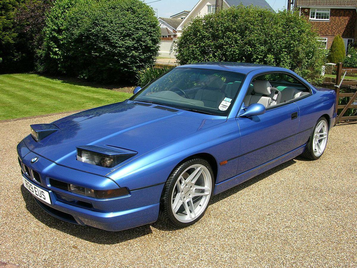 BMW-serie-8-E31-2