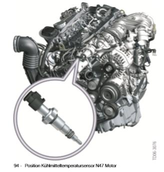 Position-du-capteur-de-temperature-du-liquide-de-refroidissement-du-moteur-N47