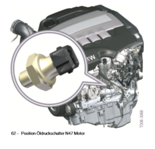 Positionnez-le-contacteur-de-pression-d-huile-N47-du-moteur