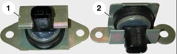 capteur accéleration verticale Z4